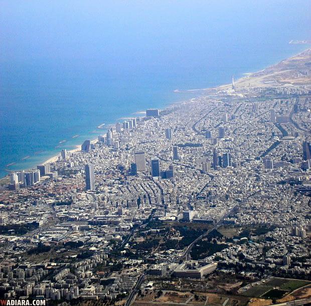 منطقة تل أبيب