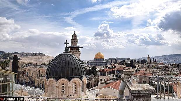 لواء القدس